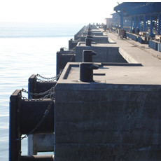 Cell Fender For Qinhuangdao Coal Five Dock