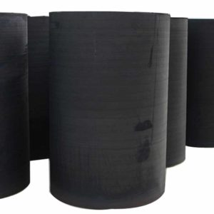 Cylindrical Rubber Fender