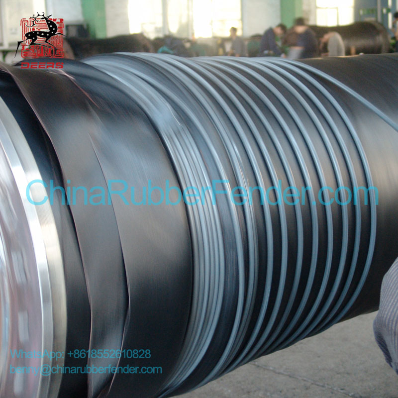 Dredge Hose Production