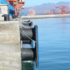 Cell Fender For Qinhuangdao Coal IV Dock