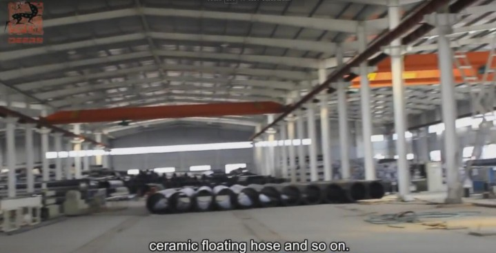 Factory Tour - Dredging Hose Plant