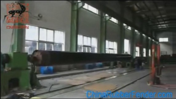 Self Floating Hose Production