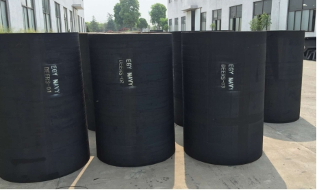New Delivery Of Cylindrical Rubber Fenders