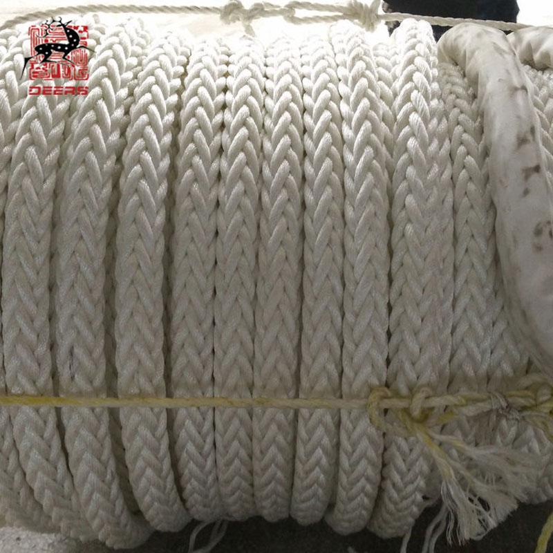 Nylon Double Braid Mooring Rope