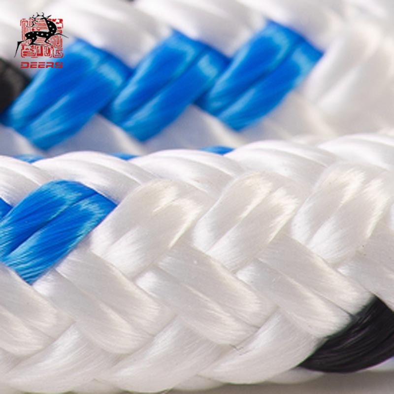 Polypropylene & Polyester Mixed Rope