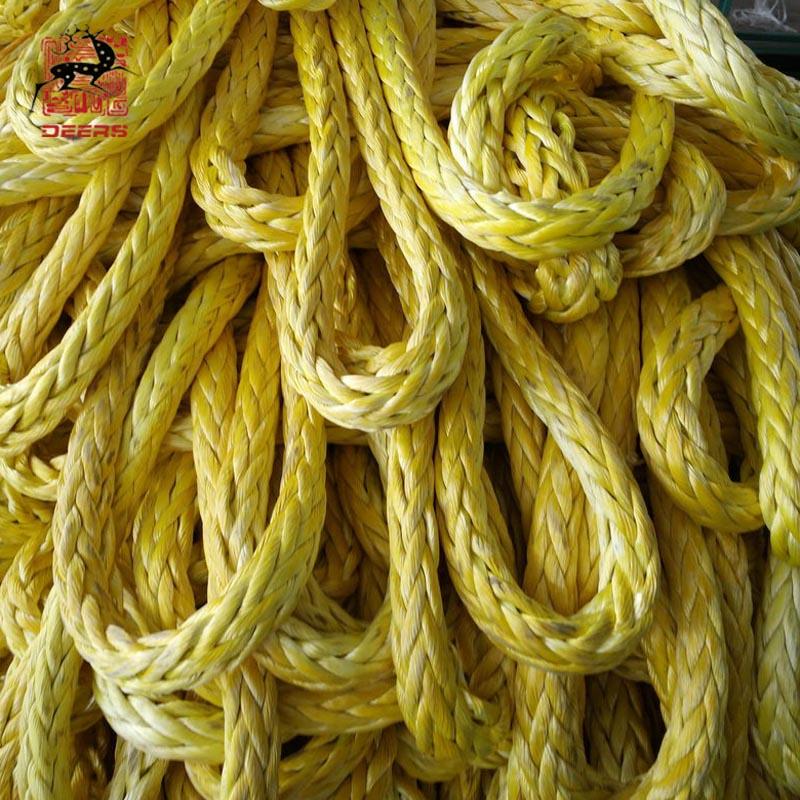 UHMWPE Mooring Rope