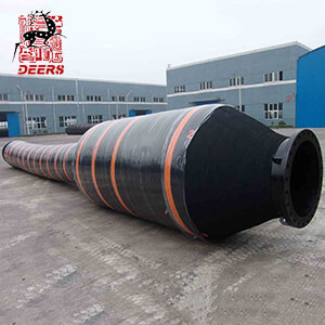 Tapered Floating Dredge Hoses