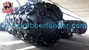 Delivery of Pneumatic Rubber Fender