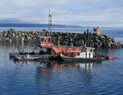 Nome Harbor Maintenance Dredging Project