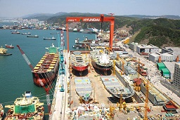 Hyundai Heavy Awards 8 Gas Tankers Contract