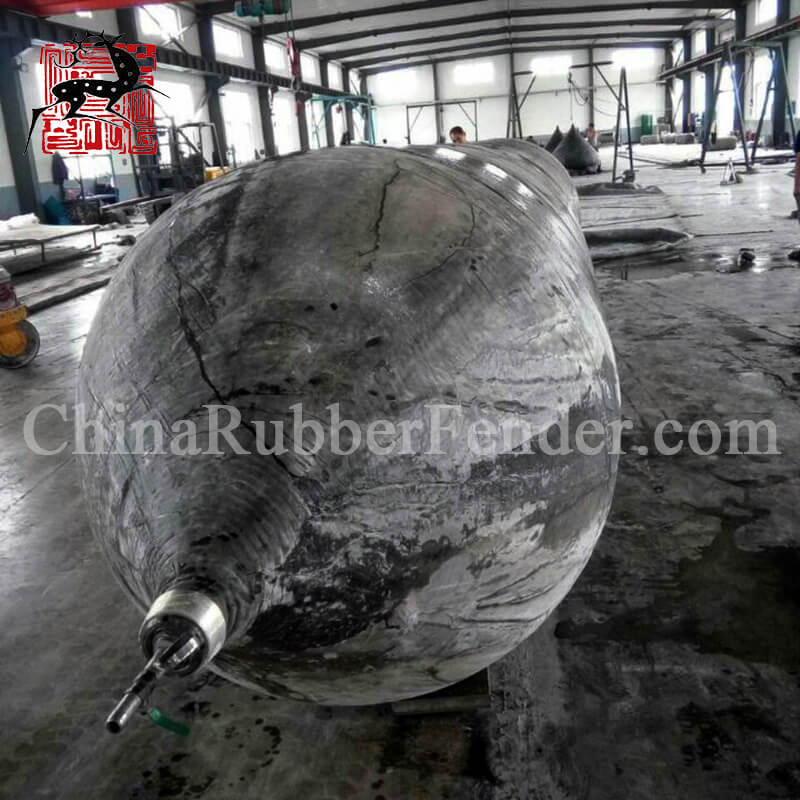 Ship Launching Airbags