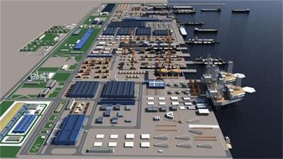 Plans for Giant Shipyard at Ras Al-Khair