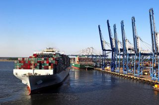 Harbor Deepening Project