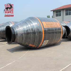 Pipe Rubber Float