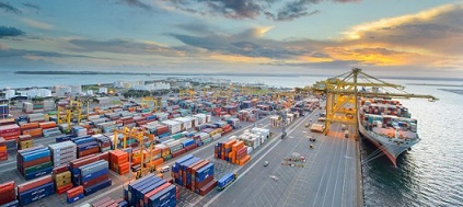 $1 Billion Port Construction
