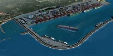 Construction of Ecuador Multi-purpose Port