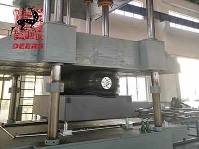 pneumatic rubber fender testing