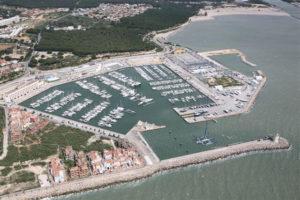 Sainte Clotilde Harbor Development