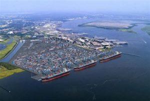 Expansion of Charleston Port
