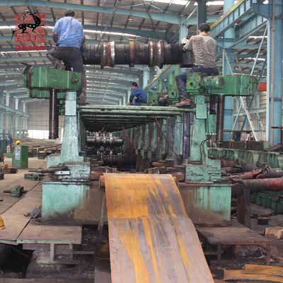 Steel Sheet Pipe Piling At Chinarubberfender Com